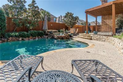 Frisco Single Family Home Active Kick Out: 1501 Sunland Park Drive