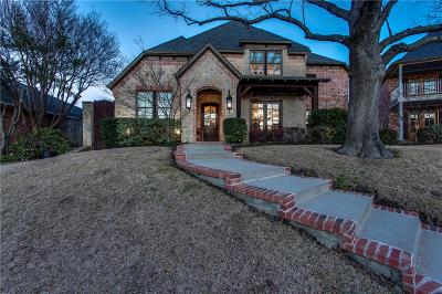 Single Family Home For Sale: 9808 Church Circle