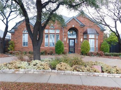 Plano Single Family Home Active Option Contract: 5745 Yeary Road