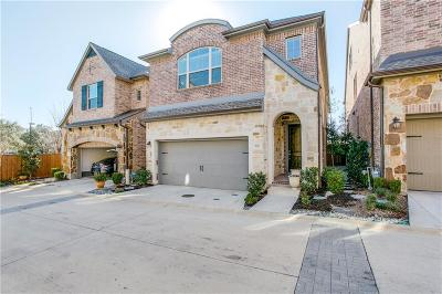 Single Family Home For Sale: 8623 Fanellanwood Place