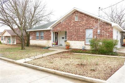 Farmersville Single Family Home For Sale: 507 N Washington Street