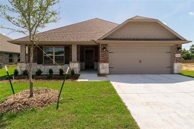 Azle Single Family Home For Sale: 516 Hidden Springs Trail