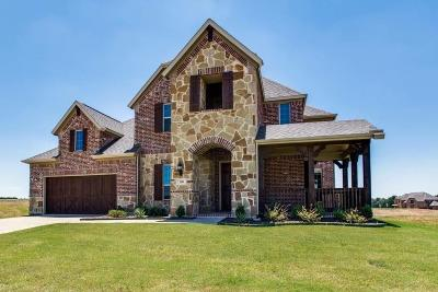 Hickory Creek Single Family Home For Sale: 200 Thoroughbred Drive
