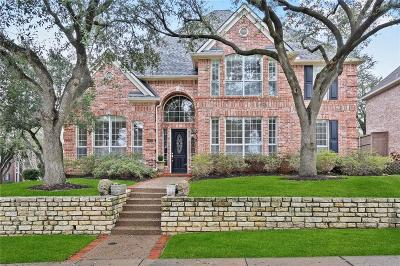 Dallas Single Family Home For Sale: 9903 Spirehaven Lane