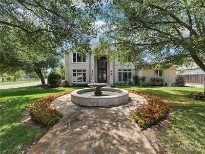 Fort Worth Single Family Home For Sale: 6528 Turnberry Drive