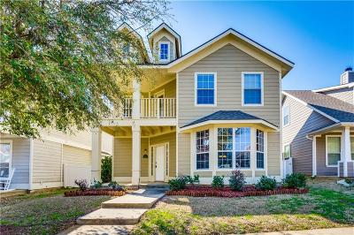 Providence Village Single Family Home For Sale: 10204 Cedar Lake Drive
