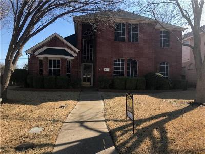 Desoto Single Family Home Active Option Contract: 524 Buffalo Creek Drive