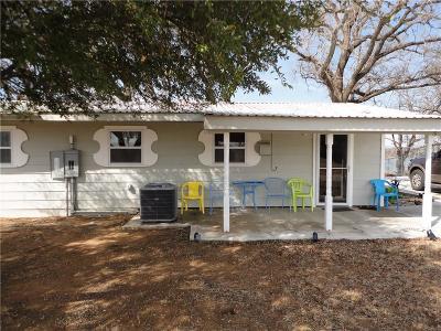 Comanche County Single Family Home For Sale: 516 Cr 420 A