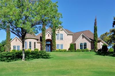 Fort Worth Single Family Home For Sale: 201 Silver Valley Court