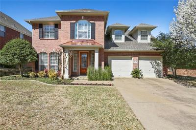 Grapevine Single Family Home For Sale: 2416 Goliad Lane