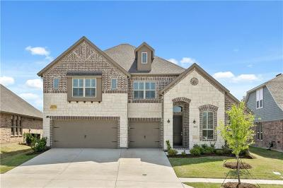 Celina Single Family Home For Sale: 4421 Switchgrass Street