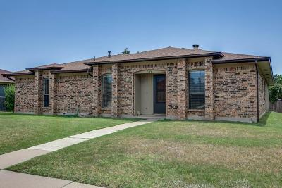 Lewisville Single Family Home Active Option Contract: 1746 Clarendon Drive