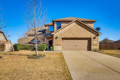 Seagoville Single Family Home Active Option Contract: 2910 Dunnbrook Court