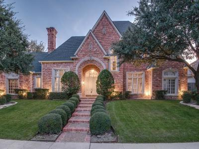 Plano Single Family Home Active Option Contract: 5628 Northbrook Drive