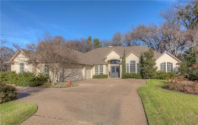 Overton Park Add, Overton Woods Add, Tanglewood Single Family Home Active Option Contract: 3501 Overton View Court