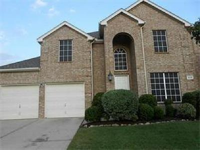 Coppell Residential Lease For Lease: 203 Lairds Drive