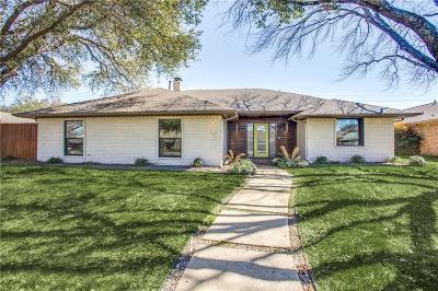 Dallas Single Family Home For Sale: 7036 Quartermile Lane