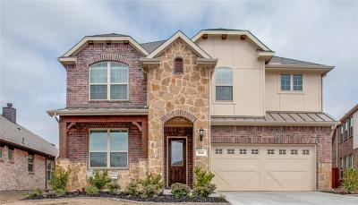 Garland Single Family Home For Sale: 1610 Grove Park Place