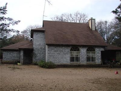 Whitesboro Single Family Home For Sale: 295 County Road 164