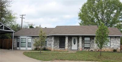 Glen Rose Single Family Home For Sale: 108 Rio Grande Court