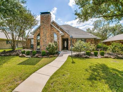 Allen Single Family Home Active Option Contract: 1102 High Meadow Drive