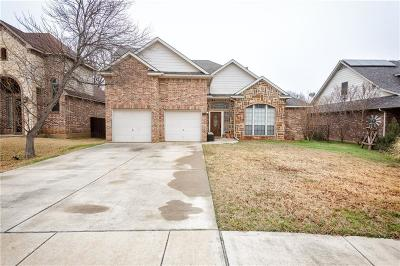 North Richland Hills Single Family Home For Sale: 8117 Odell Street