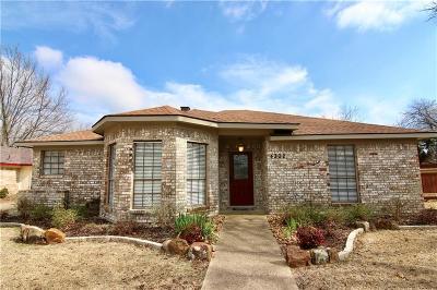 Rowlett Single Family Home For Sale: 4302 Simmons Drive