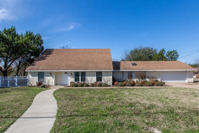 Duncanville Single Family Home Active Option Contract: 507 N Greenstone Lane