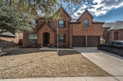 Fort Worth Single Family Home For Sale: 12728 Homestretch Drive
