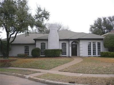 Richardson Single Family Home For Sale: 2203 Blue Cypress Drive