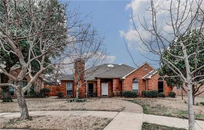 Irving Single Family Home For Sale: 700 Sundance Circle