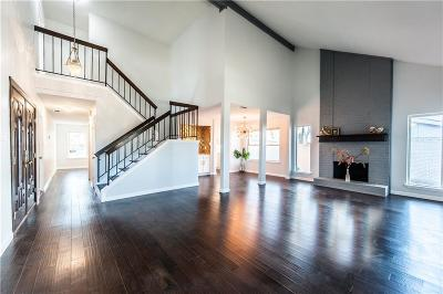 Garland Single Family Home Active Option Contract: 3117 Abbey Court