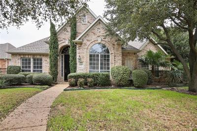 Frisco Single Family Home Active Option Contract: 5687 Southern Hills Drive
