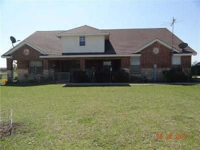 Farmersville Single Family Home For Sale: 20536 County Road 647 Road