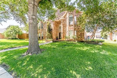 Allen Single Family Home For Sale: 804 Fall Drive