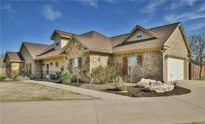 Stephenville Single Family Home For Sale: 1735 Bull Elk Drive