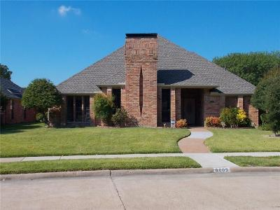 Plano Single Family Home For Sale: 6605 Biltmore Place