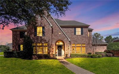 Southlake TX Single Family Home Active Option Contract: $699,900