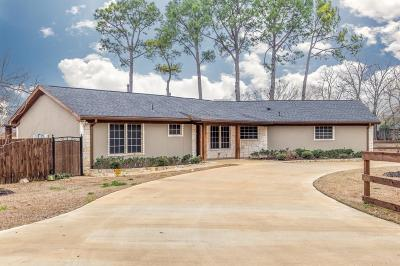 Keller Single Family Home For Sale: 1650 Johnson Road