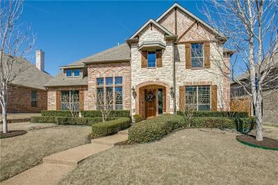Allen Single Family Home Active Option Contract: 1816 Childress Lane