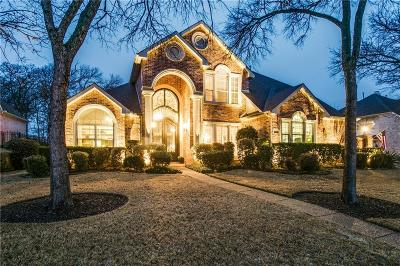 Flower Mound Single Family Home For Sale: 4413 Crown Knoll Circle