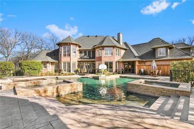 Flower Mound Single Family Home For Sale: 4800 Schooner Court