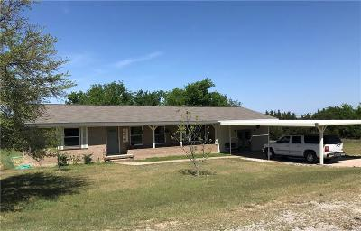Hico Single Family Home For Sale: 214 E Poverty Hill Lane
