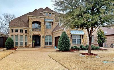 McKinney Single Family Home For Sale: 304 Preston Creek Drive