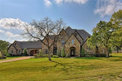 Johnson County Single Family Home For Sale: 10400 Legacy Estates Drive