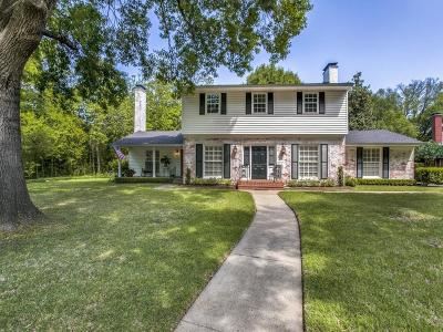 Richardson Single Family Home Active Contingent: 1206 Cheyenne Drive