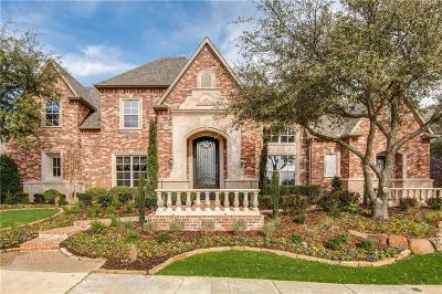 McKinney Single Family Home For Sale: 509 Riviera Drive