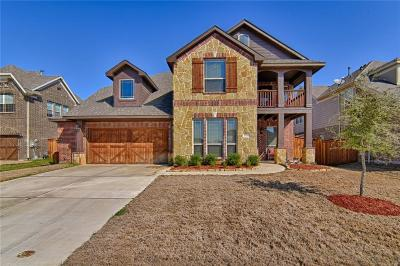 Grand Prairie Single Family Home For Sale: 7371 Vienta Point