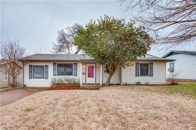 Euless Single Family Home For Sale: 510 Limestone Drive