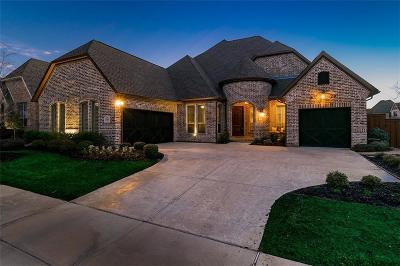 Frisco Single Family Home Active Contingent: 6759 Eden Valley Drive
